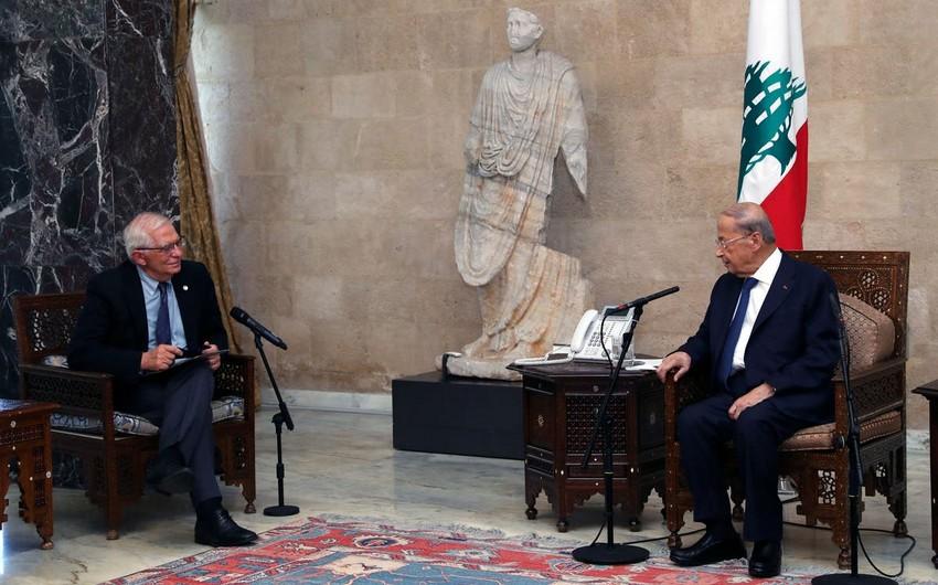 Боррель передал властям Ливана жесткое послание Евросоюза