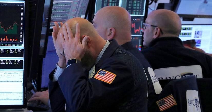ABŞ-ın fond bazarlarında azalma baş verib