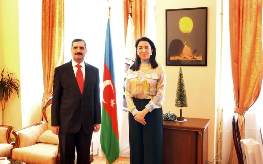 Ombudsman meets Turkish Ambassador to Azerbaijan