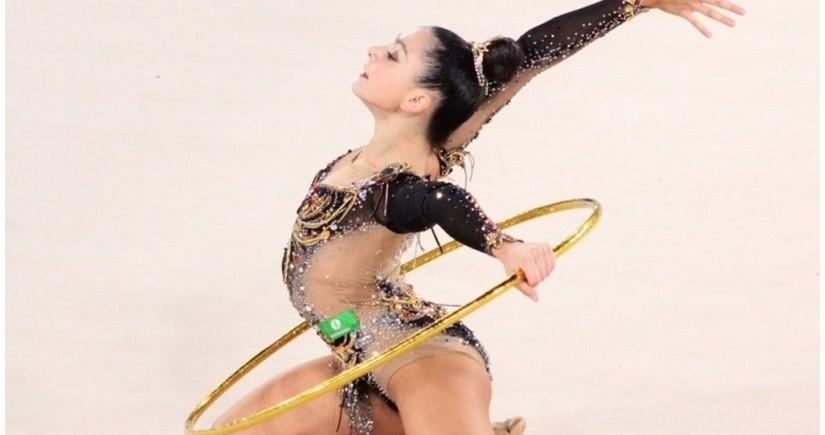 Дочь Дмитрия Крамаренко завоевала в Баку вторую медаль - ОБНОВЛЕНО