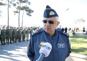 Komandan: Hərbi Hava Qüvvələri düşmən təxribatının qarşısının alınması üçün hər an hazır vəziyyətdədir
