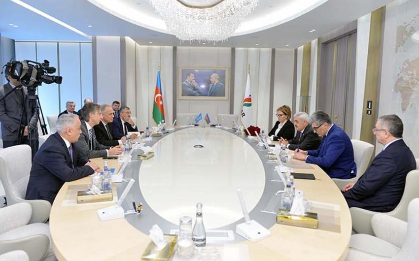 SOCAR BMT-nin İnkişaf Proqramı ilə niyyət protokolu imzalayıb - ƏLAVƏ OLUNUB