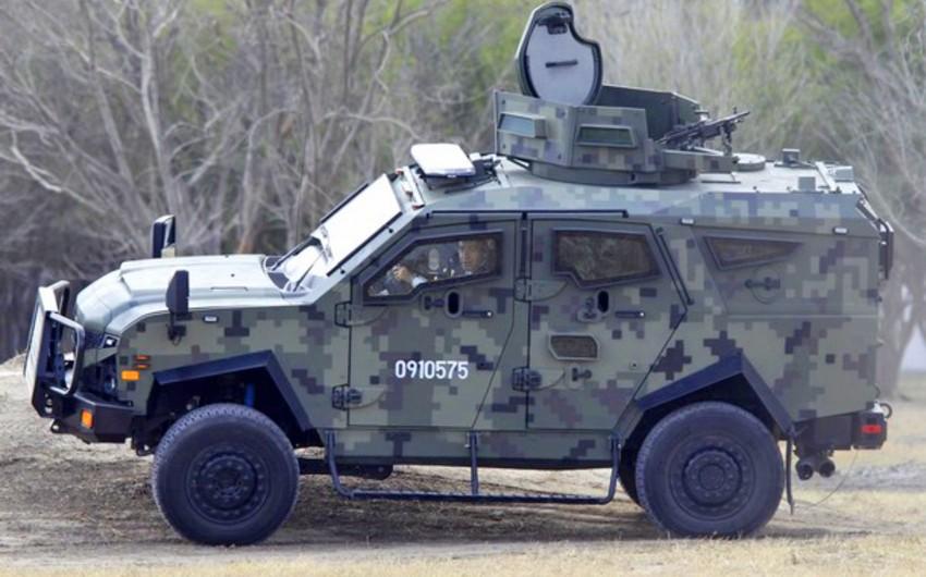 ABŞ sərhədçiləri Texasda Meksikanın 14 hərbçisini saxlayıb