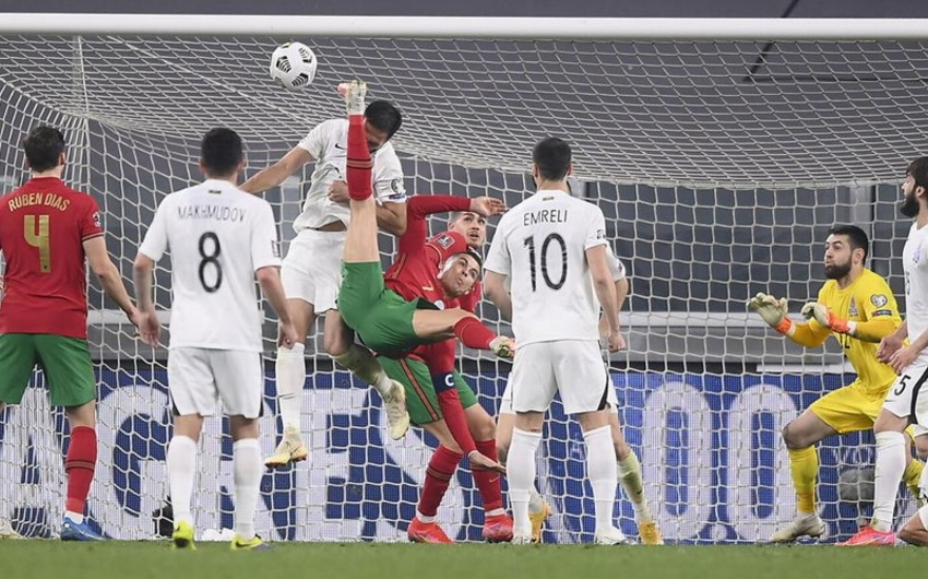 19 000 tickets sold for Azerbaijan-Portugal match
