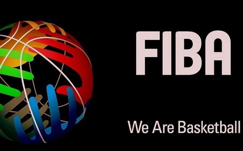 FIBA təxirə salınan yarışların yeni tarixini açıqladı