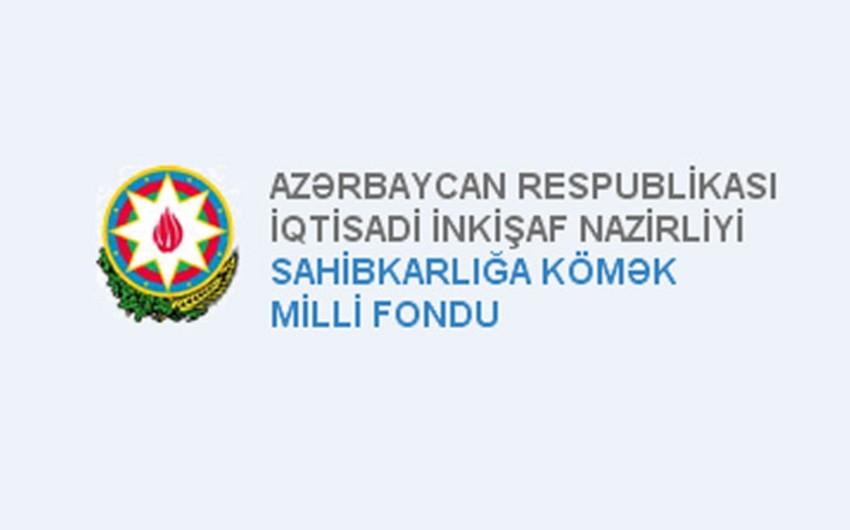 SKMF Cəlilabadda sahibkarlara güzəştli kreditlər verib