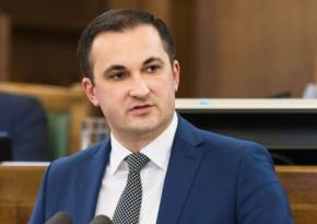 Latviyalı deputatdan Azərbaycana dəstək