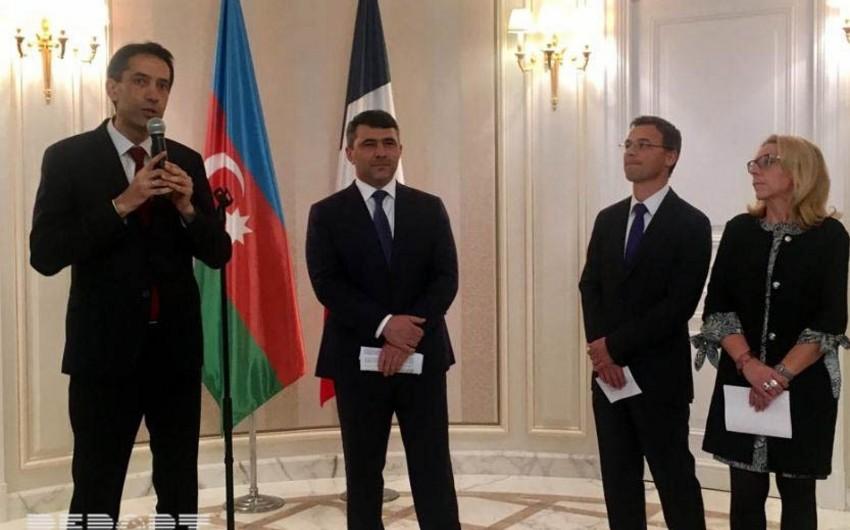 Azərbaycan Parisdə 13-cü Dad Planeti tədbirinə ev sahibliyi edib