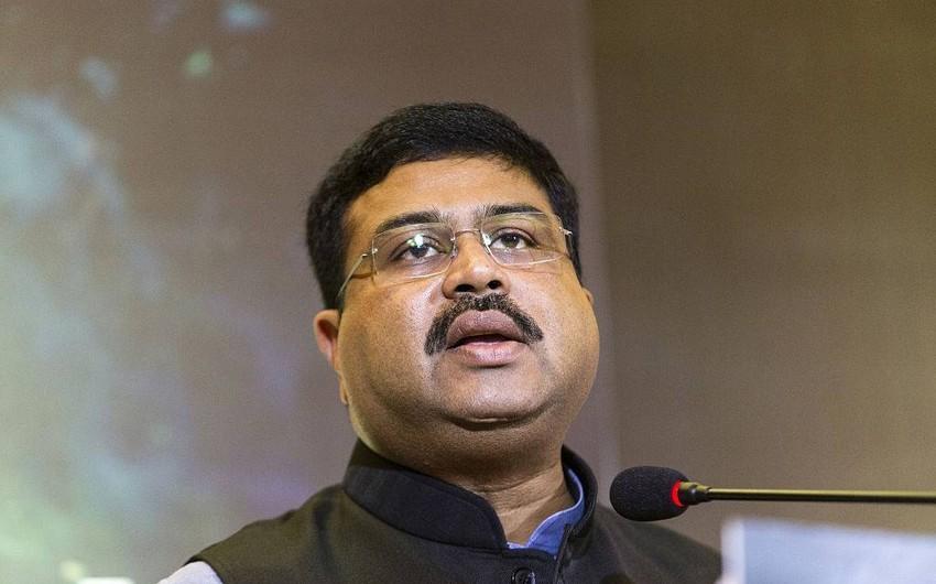 Nazir: Hindistan Pakistan ilə birgə layihədə iştirak etməyə hazır deyil