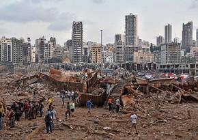 Beyrutdakı partlayış nəticəsində ölən ermənilərin sayı artdı