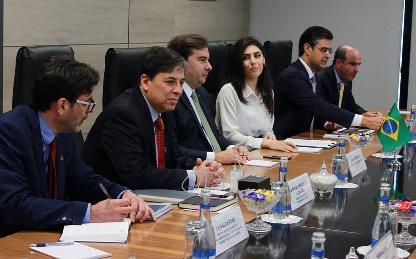 Azərbaycan və Braziliya neft-qaz şirkətləri arasında əməkdaşlığın genişləndirilməsi üçün Energetika Nazirliyi dəstək verməyə hazırdır