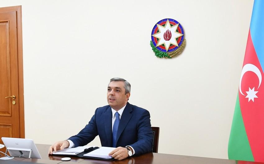 Samir Nuriyev Korrupsiyaya qarşı mübarizə üzrə Komissiyanın sədri seçilib