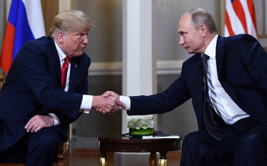 Tramp-Putin görüşü: küsülülər barışdı, Aİ nəfəs aldı, problemlər qaldı - ŞƏRH