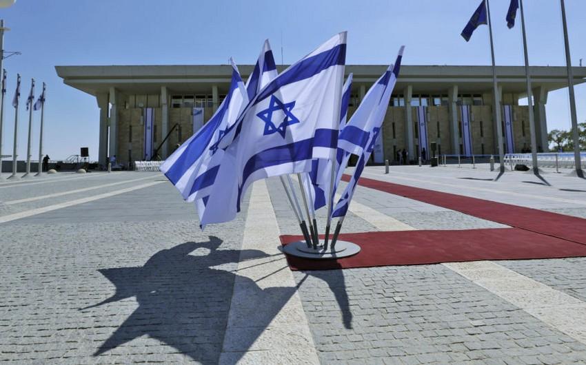 İsraildə erkən parlament seçkiləri keçiriləcək
