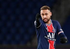 Neymar Barselona ilə cavab matçında da oynamayacaq