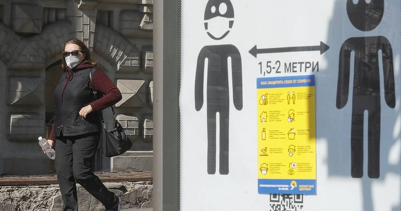Ukraynada karantin rejiminin müddəti uzadıldı