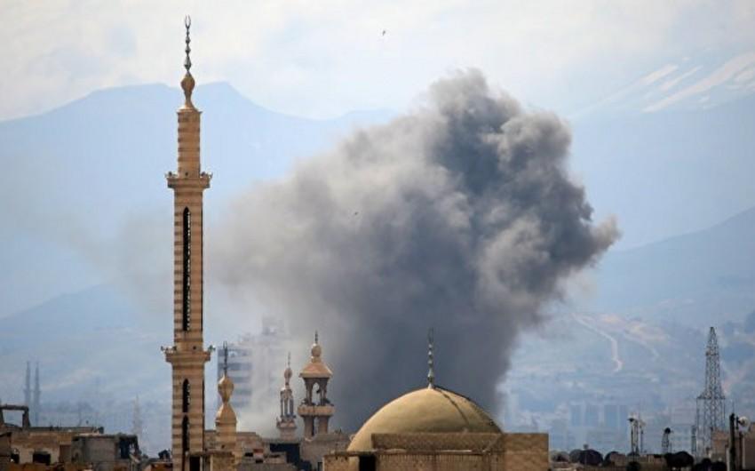 ABŞ Suriyada məscidin bombalanması nəticəsində dinc sakinlərin ölməsinə aydınlıq gətirib