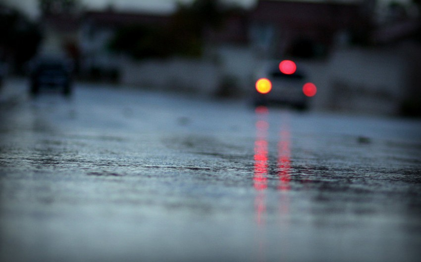Завтра в Баку ожидаются дожди