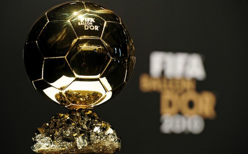 Сегодня определится обладатель Золотого мяча