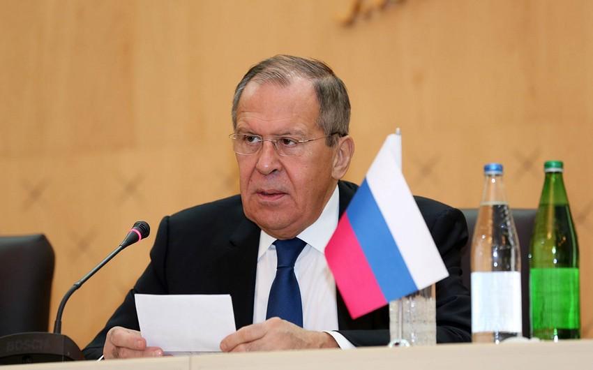 Lavrov: Qarabağda atəşkəs məsələsində ABŞ və Fransa da iştirak edib