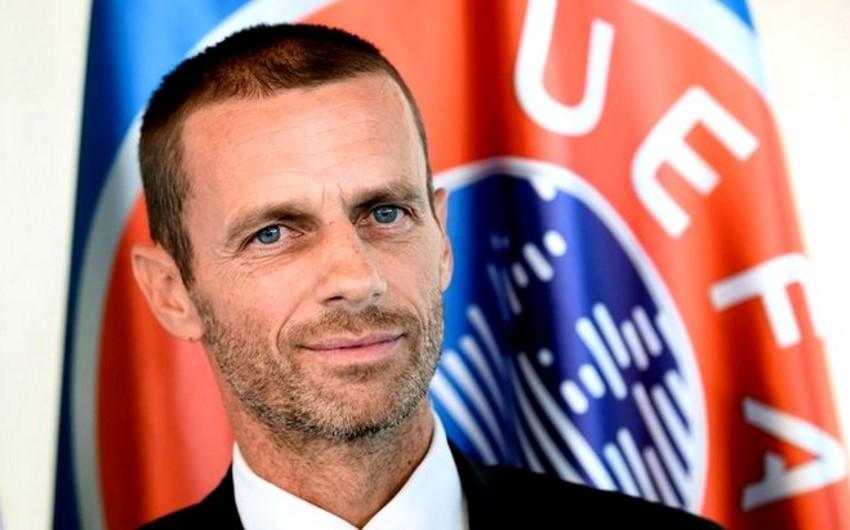 Bu gün UEFA prezidenti seçkisi keçiriləcək