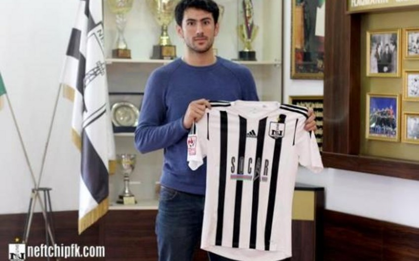 Neftçi Rauf Əliyevin transferini rəsmiləşdirib