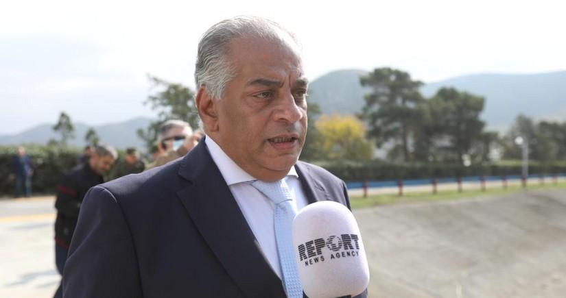 Посол Египта: Собираемся участвовать в восстановительных работах в Карабахе