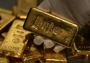 Uzbekistan suspends gold sales