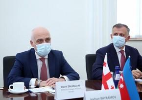 """Gürcüstanın XİN başçısı: """"Pandemiya Azərbaycanla sərhədlə bağlı danışıqları uzadıb"""""""