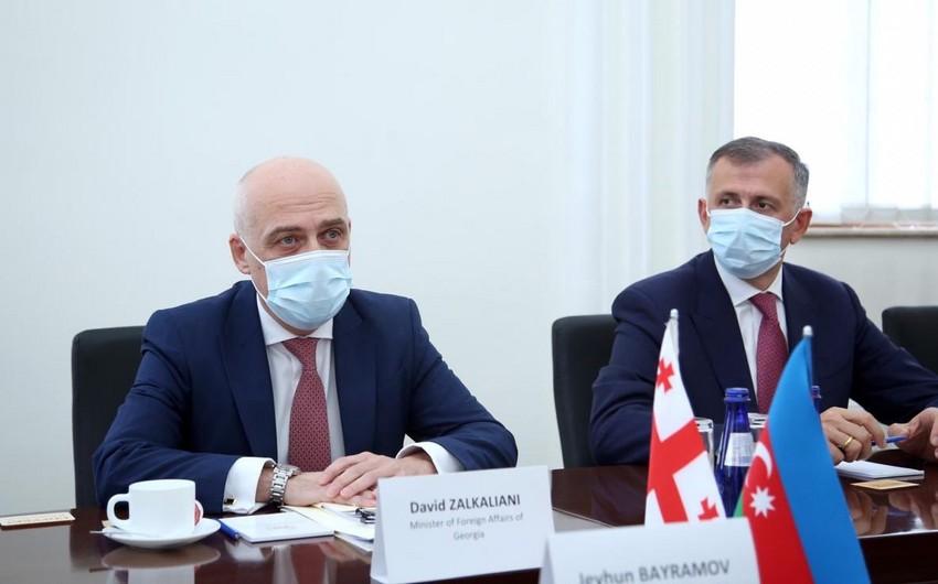 МИД Грузии: Пандемия затянула переговоры с Азербайджаномпо делимитации