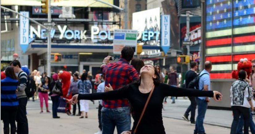 Число туристов в Нью-Йорке может восстановиться в 2024 году