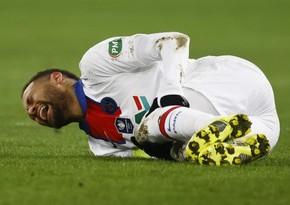 Neymar Barselona ilə matçdan əvvəl zədələndi