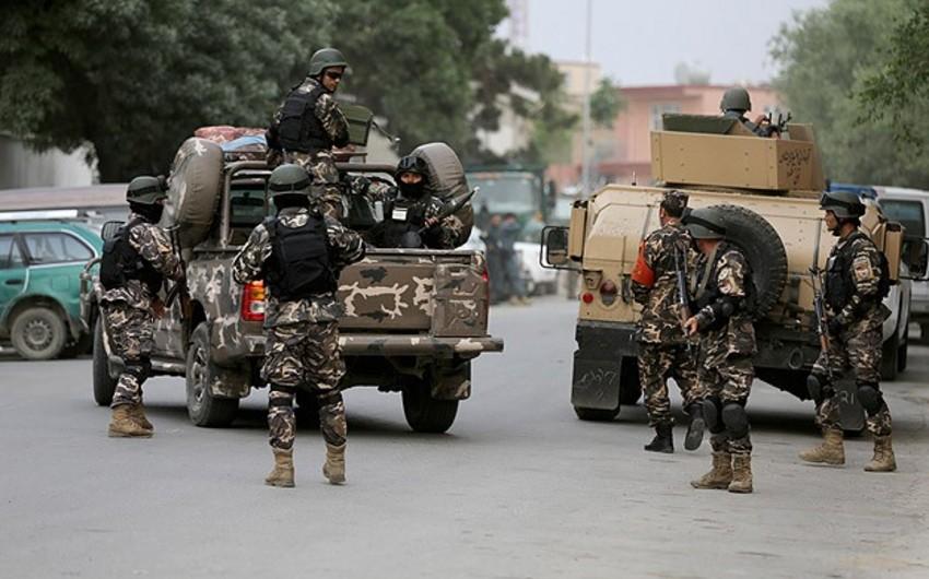 Taliban Əfqanıstanda bankda partlayış törədib: azı 10 nəfər ölüb