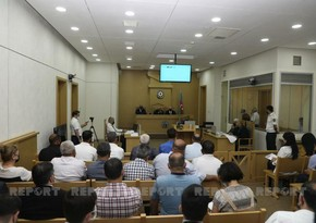 Over 45 local and foreign media representatives attend trial of accused Armenian nationals