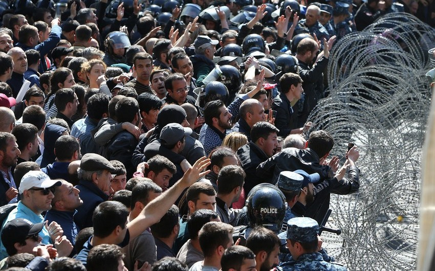Revolutions in Armenia will continue unless it ceases occupation of Karabakh - COMMENT