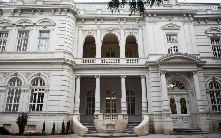 Gürcüstanın Prezident Administrasiyasının fəaliyyəti məhdudlaşdırıldı