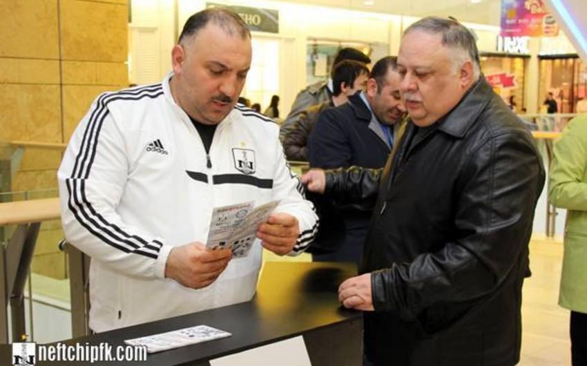 Neftçi klubu Bəhram Bağırzadənin istefasına münasibət bildirib