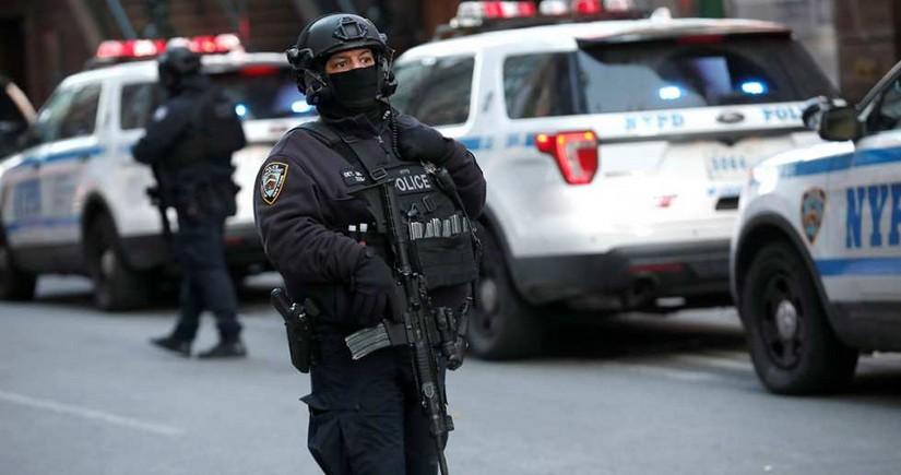 ABŞ polisi Əmək Nazirliyini partlayış təhlükəsi səbəbindən yoxlamağa başlayıb
