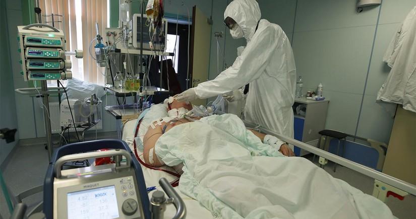 В Грузии за сутки от коронавируса скончались 23человека