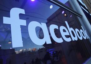 """""""Facebook"""" Türkiyənin sosial şəbəkələrə dair tələbinə əməl etməyəcək"""