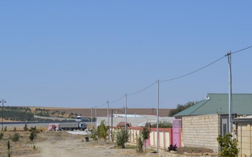 """""""Azərişıq"""" Qobustan rayonunda bir sıra layihələr həyata keçirir"""
