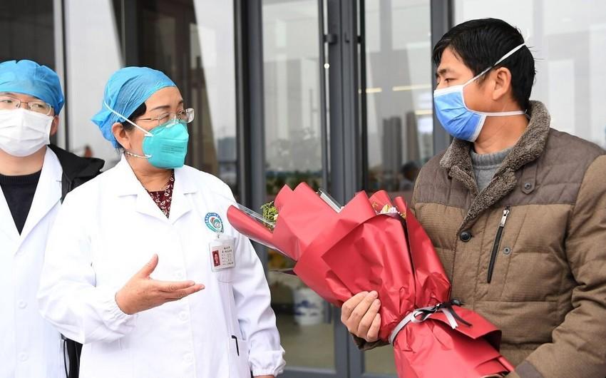 Çində ötən gün COVID-19-a cəmi 1 yoluxma qeydə alınıb