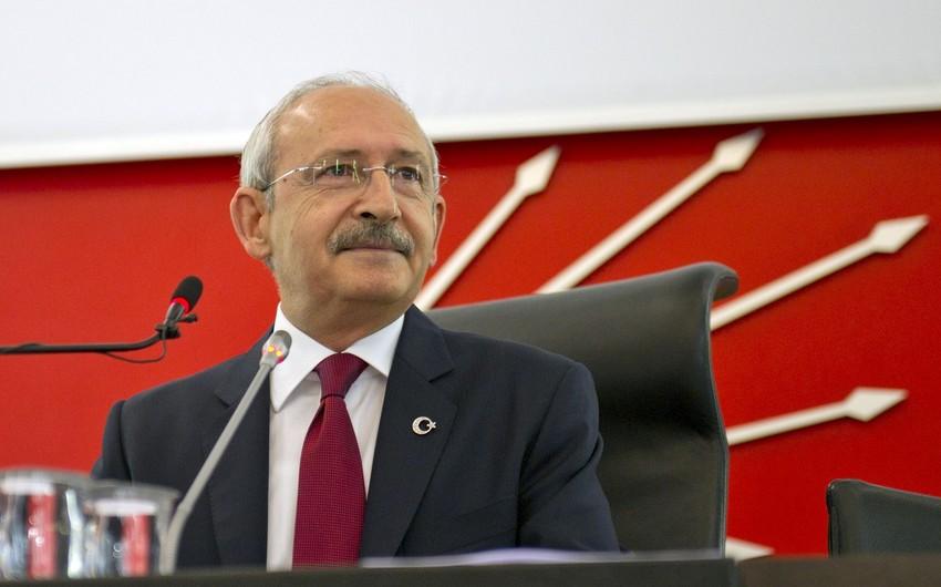 Кемаль Кылычдароглу выплатит Эрдогану компенсацию в размере 20 тыс. долларов