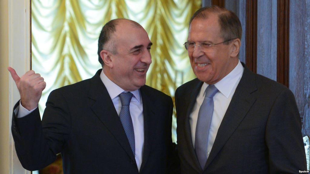 Главы МИД Азербайджана и России обсудили подготовку документов прикаспийского саммита