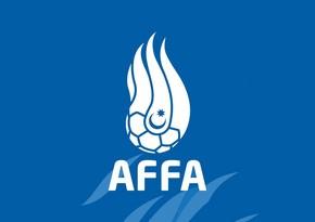 AFFA İntizam Komitəsinin qərarı ləğv edildi