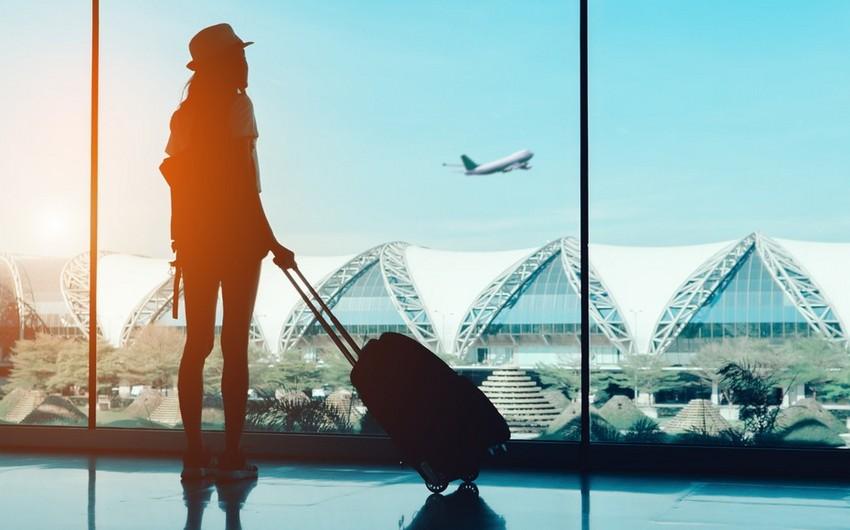 Azərbaycandan turist axını 6 dəfəyə yaxın azalıb