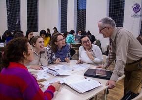 Devid Dreper: LANDAU School Britaniya məktəblərinin təhsil standartlarına cavab verir