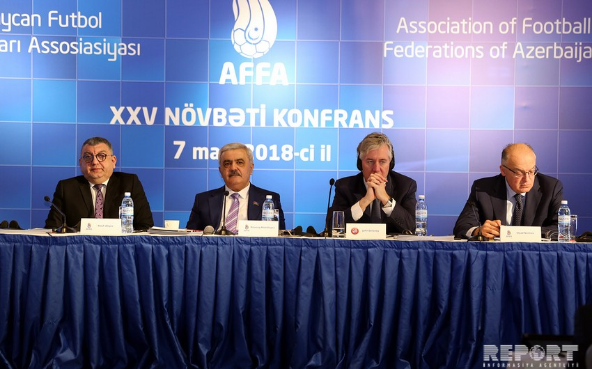Rövnəq Abdullayev: AFFA-nın sponsorlarının sayı artır