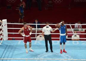 Tokio-2020: Azərbaycan boksçusu 1/4 finala vəsiqə qazanıb