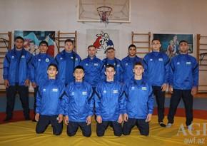 Исторический успех азербайджанских борцов греко-римского стиля